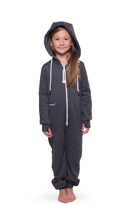 Jumpster Jumpsuit Exqusite-Black Kinder