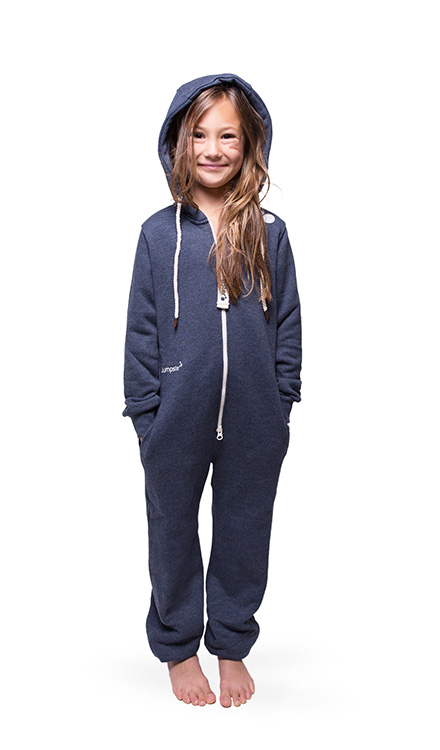 Jumpster Jumpsuit Exqusite-Blue Kinder