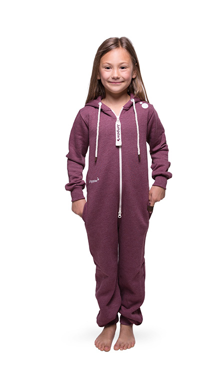 Jumpster Jumpsuit Exqusite-Red Kinder